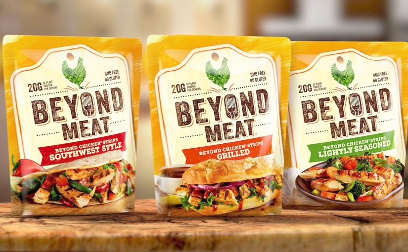 Meat beyond meat